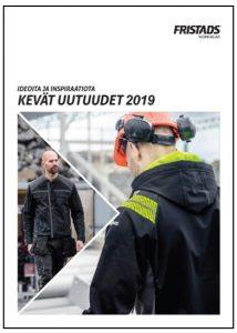Fristads työvaatekuvasto 2019