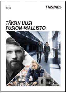 Fristads Fusion kuvasto 2019